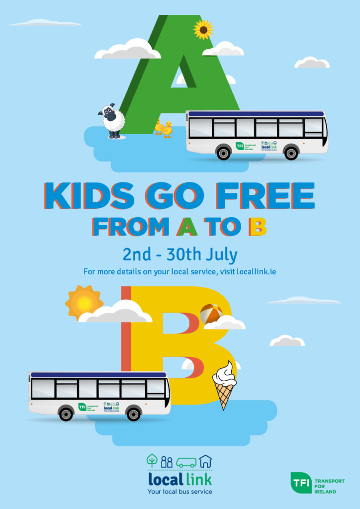 Kids Go Free From 2nd To 30th July 2018
